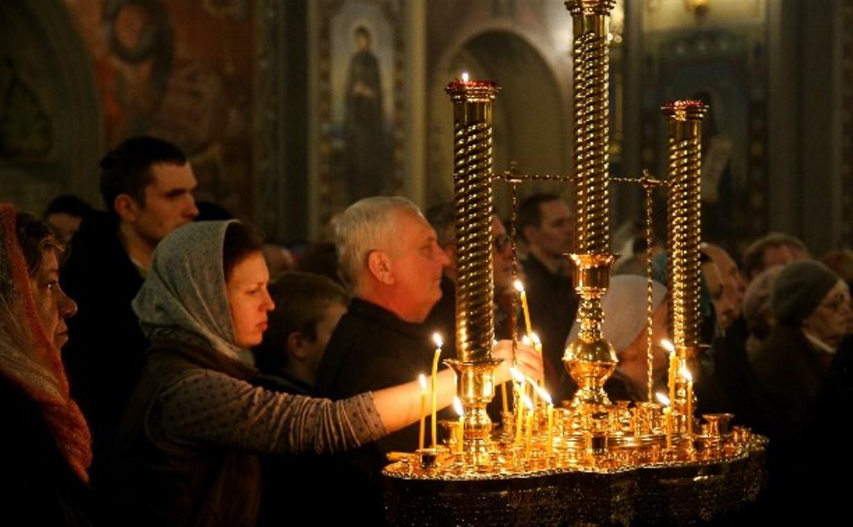 В Тульскую область прибыла икона Божией Матери «Избавительница от бед»