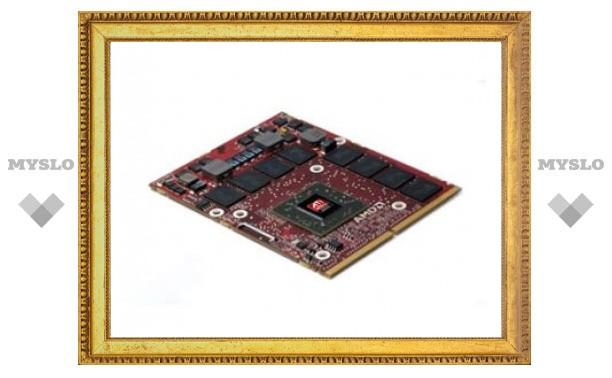 AMD показала внешнюю видеокарту для ноутбуков