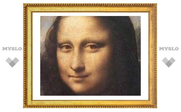 Французский исследователь нашел брови Моны Лизы