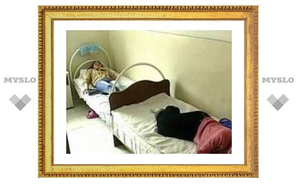 В Ингушетии 30 учеников ПТУ госпитализированы с отравлением.