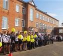 Ефремовская гимназия, пострадавшая от микросмерча, снова открыта