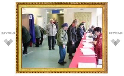 Выборы в Тульскую Думу