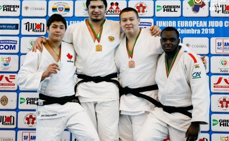 Тульский спортсмен принес победу сборной России на первенстве Европы по дзюдо