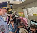 За сутки 160 туляков оштрафовали в маршрутках и магазинах за отсутствие масок
