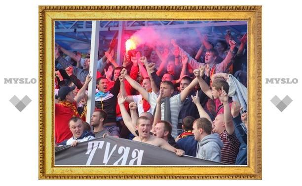 Болельщик тульского «Арсенала»: «Орловчане искали, на кого бы напасть!»