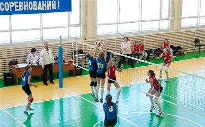 Волейболистки «Новомосковочки» одержали одну победу в Волгограде