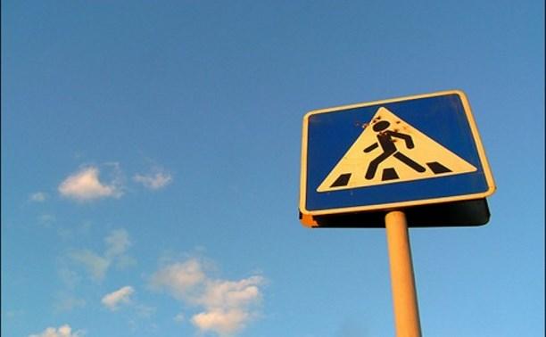 Тулячка сбила двух пьяных пешеходов, которые шли по центру дороги