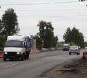 22 июля на Узловском путепроводе открыли двустороннее движение
