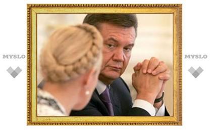 Янукович готов стать президентом при премьере Тимошенко