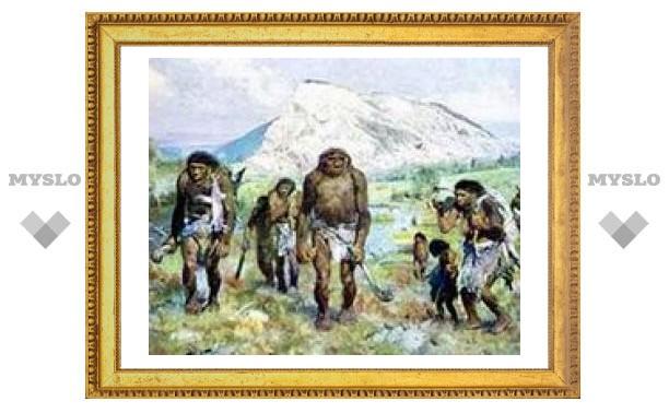 Древние люди расселялись на Земле дважды
