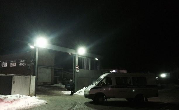 Охранник КБП стрелял в своего коллегу