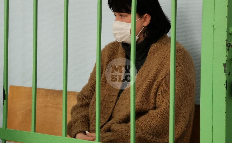В Кимовске суд вынес приговор матери погибших на пожаре детей
