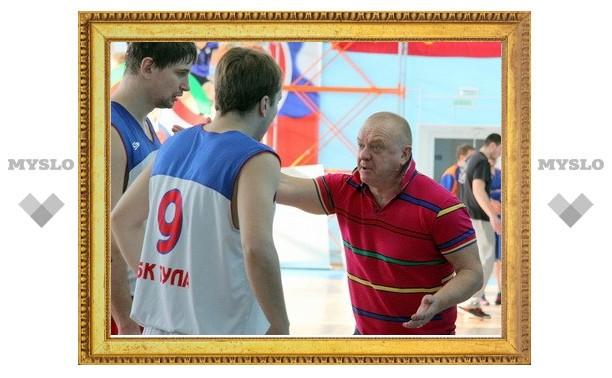 Главный тренер БК «Тула» покинул свой пост