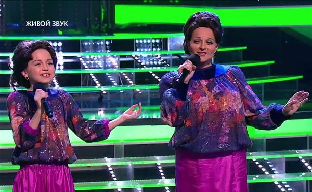 Софья Фисенко спела дуэтом с Теоной Дольниковой