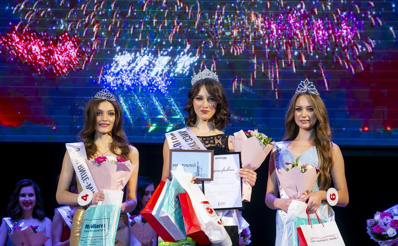 «Мисс Тула — 2021» — школьница Саша Кабанова