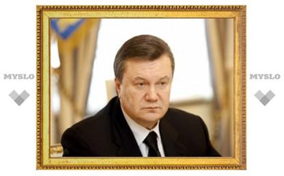 Янукович объявил об отсутствии денег на выборы