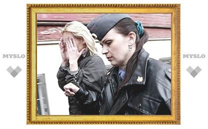В Донском женщина взяла в заложники 1,5-годовалого ребенка