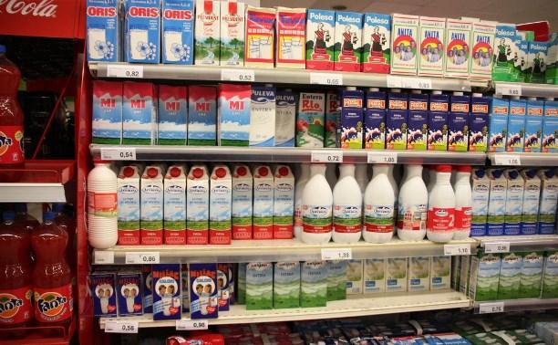 Молоко и молокосодержащие продукты в российских магазинах будут лежать на разных прилавках