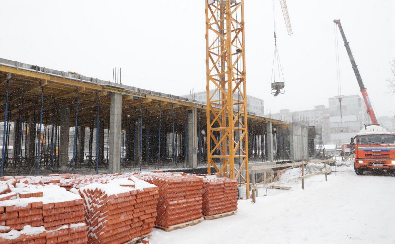 Два ФОКа в Туле построят к концу сентября