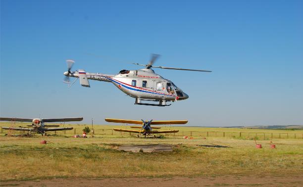 Из Москвы до Тулы за 40 минут: начало работать первое вертолетное такси