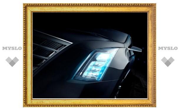 Cadillac привезет в Детройт новый концепт-кар