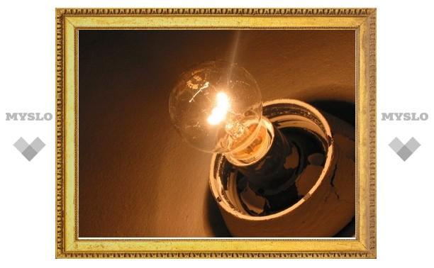 Крупным коммунальным предприятиям Тульской области отключат электричество