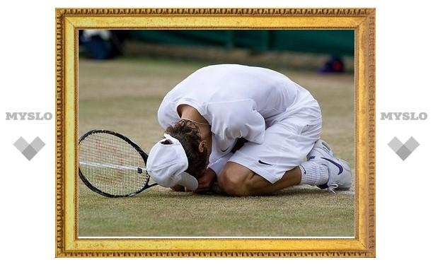Туляк Андрей Кузнецов - 73-й в мировом рейтинге теннисистов