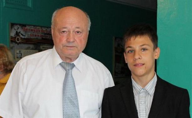 Узловский школьник спас тонувших детей