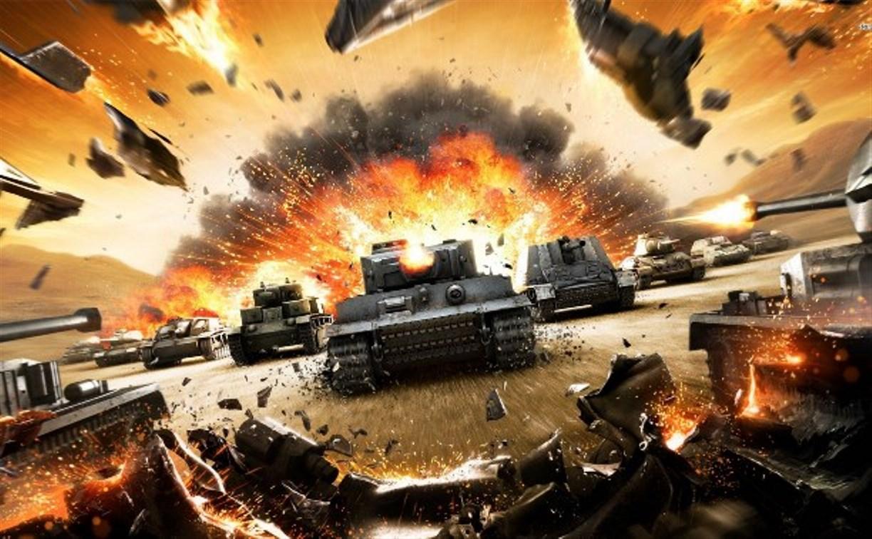 Ко Дню Победы в Туле пройдёт турнир по игре World of Tanks