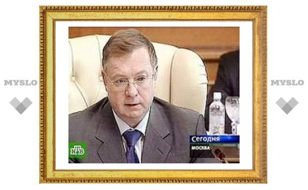 Степашин стал председателем Императорского православного палестинского общества