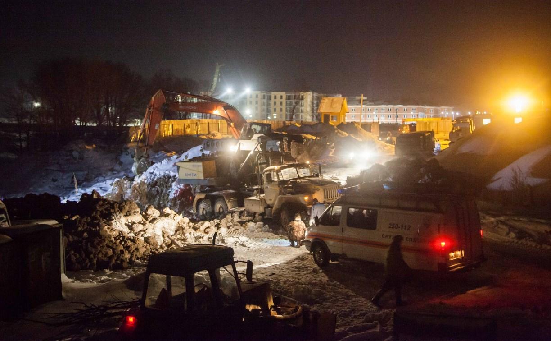 Авария на водоводе в Молодежном под Тулой: причину установит металловедческая экспертиза