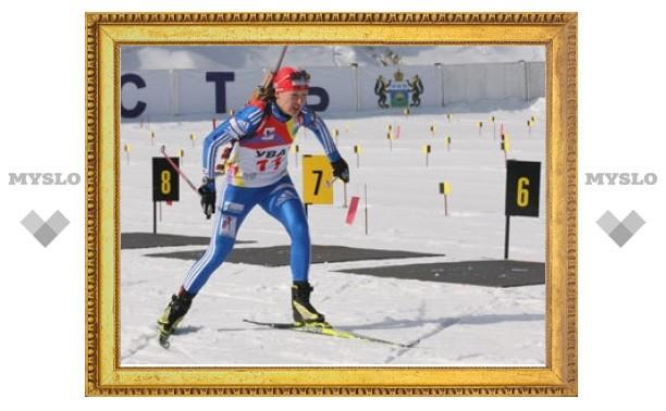 Российская биатлонистка попросилась в сборную Украины