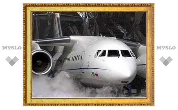 Россия и Украина поделили строительство самолетов Ан