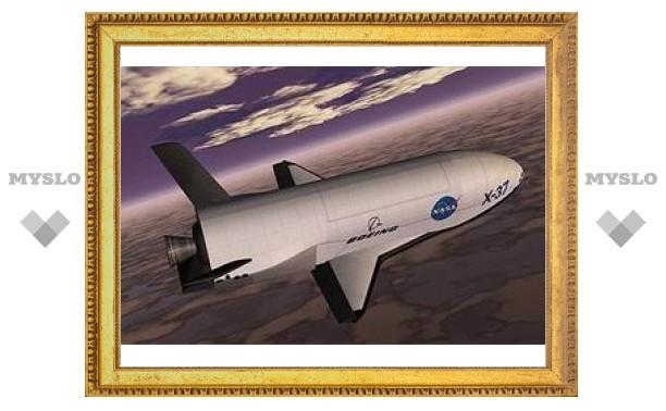 NASA выделит 50 миллионов долларов на космическое такси