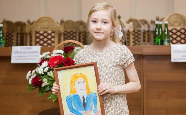 В Туле прошёл конкурс детских рисунков «Мои родители работают в прокуратуре»