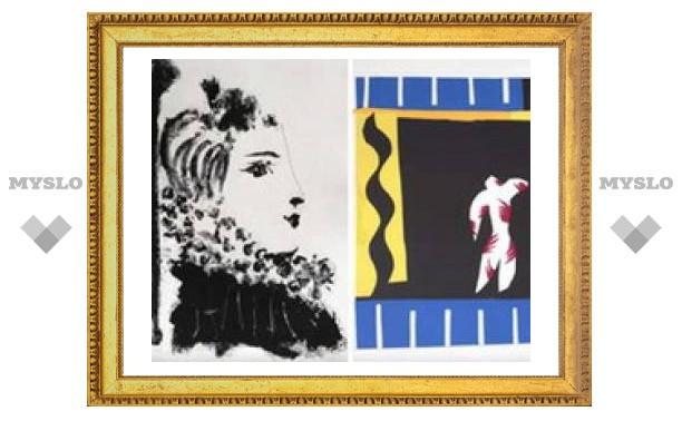 Из берлинской галереи украли рисунки Пикассо и Матисса