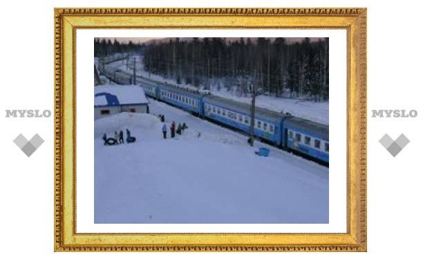 В Туле изменяется расписание поездов