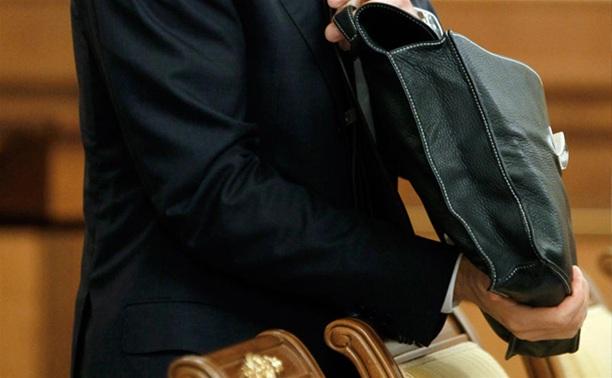 Правительство Тульской области уволило двух советников-наставников