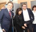 Ирина Роднина и Владимир Груздев открыли спортивные соревнования в Туле