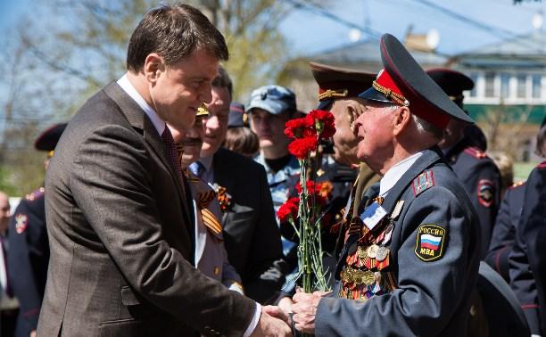 Владимир Груздев: Героическая Тула богата традициями