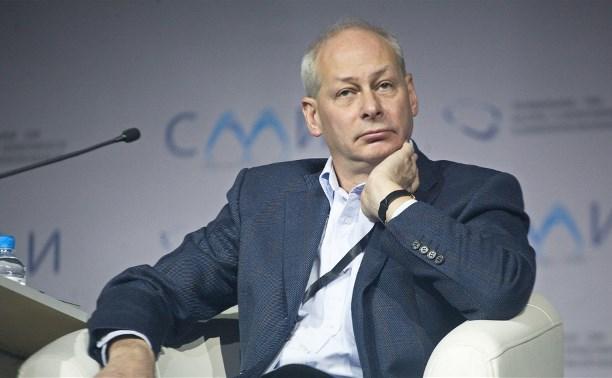 Алексей Волин: «Премию в области СМИ я бы отдал Вере»