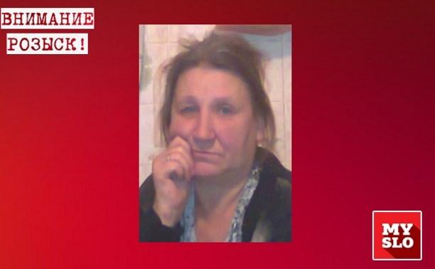 В Киреевском районе пропала 55-летняя женщина