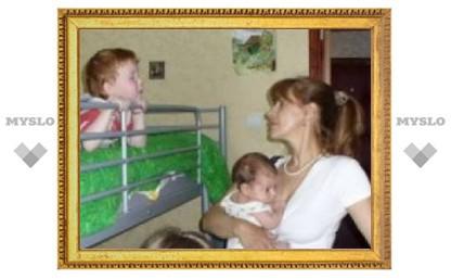 Тульским многодетным семьям добавили льгот