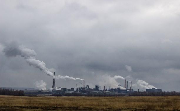 Тульскую область признали одним из самых грязных регионов