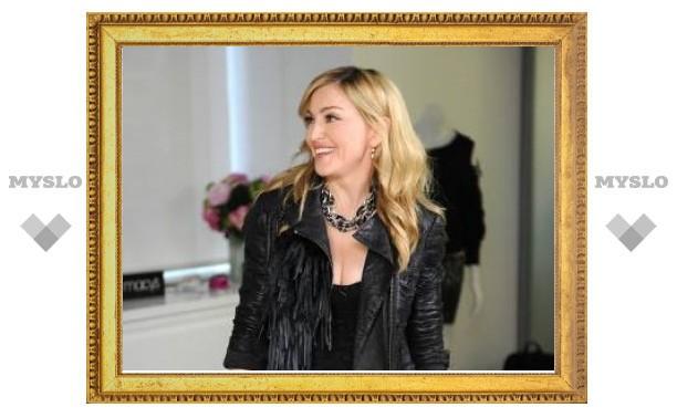 Мадонна выбрала актера на роль короля в своем фильме