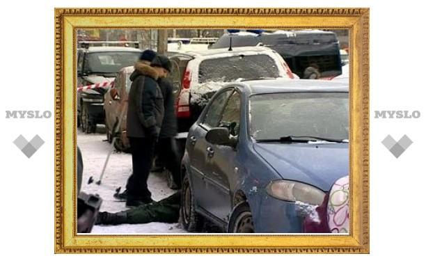 Предполагаемый убийца петербургских инкассаторов оказался рецидивистом