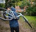 В Щекино школьники украли три велосипеда