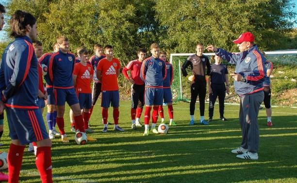 «Арсенал» приступил к тренировкам под руководством Сергея Павлова