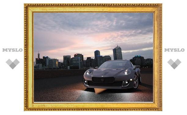В США разработали еще один суперкар на базе Chevrolet Corvette