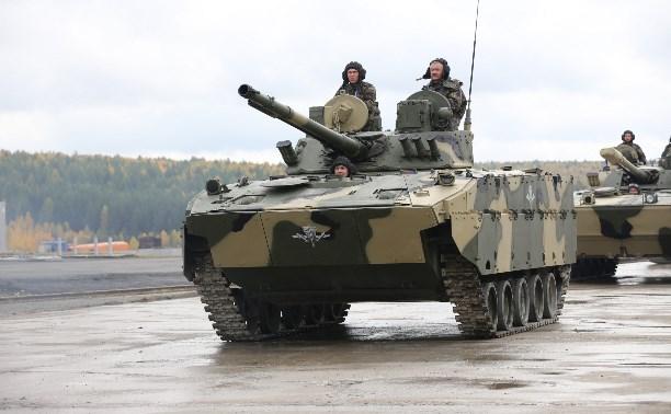 В 2016 году тульское КБП поставит десантникам 144 БМД-4М